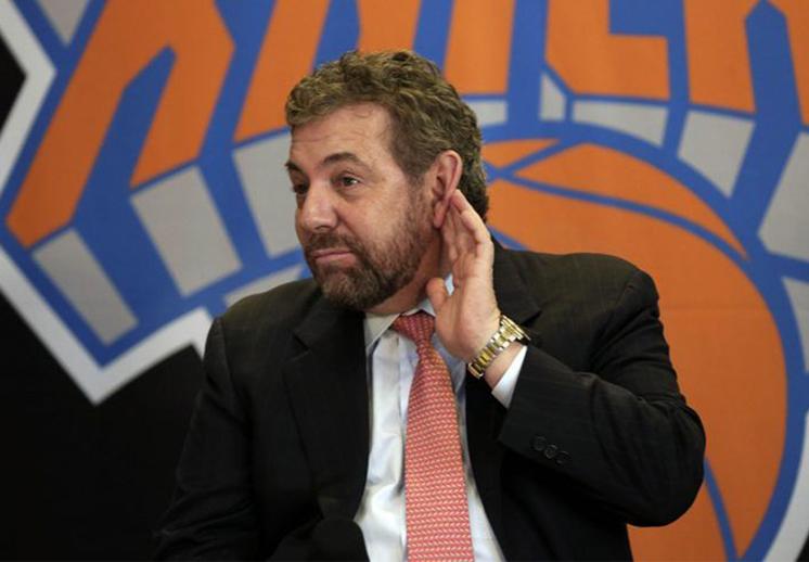 ¿Venderán a los Knicks?