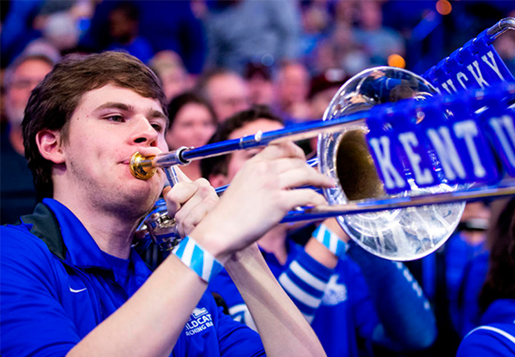 Las bandas que le ponen ritmo al March Madness