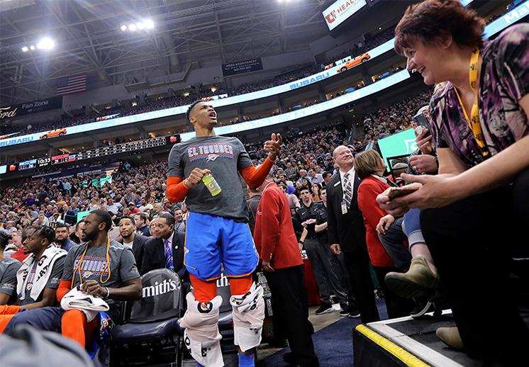 Las consecuencias para Westbrook y para el aficionado de Utah