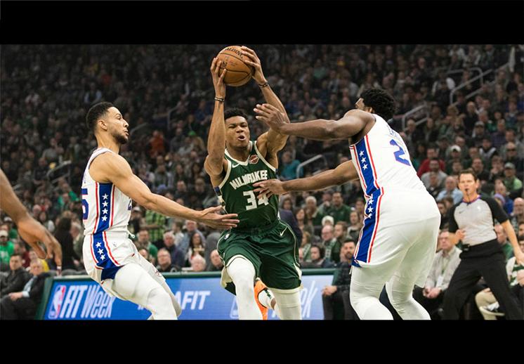 Duelo de titanes en el Este de la NBA