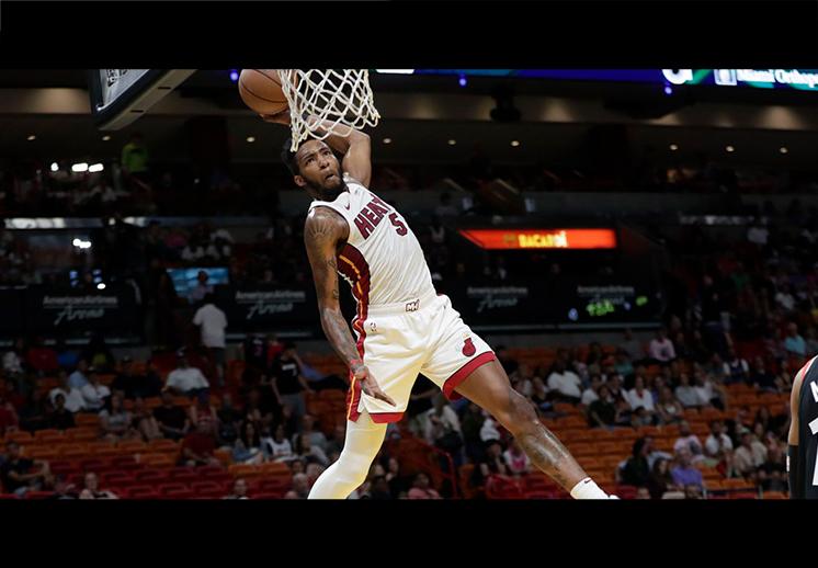 Festival de Alley-oops en la NBA