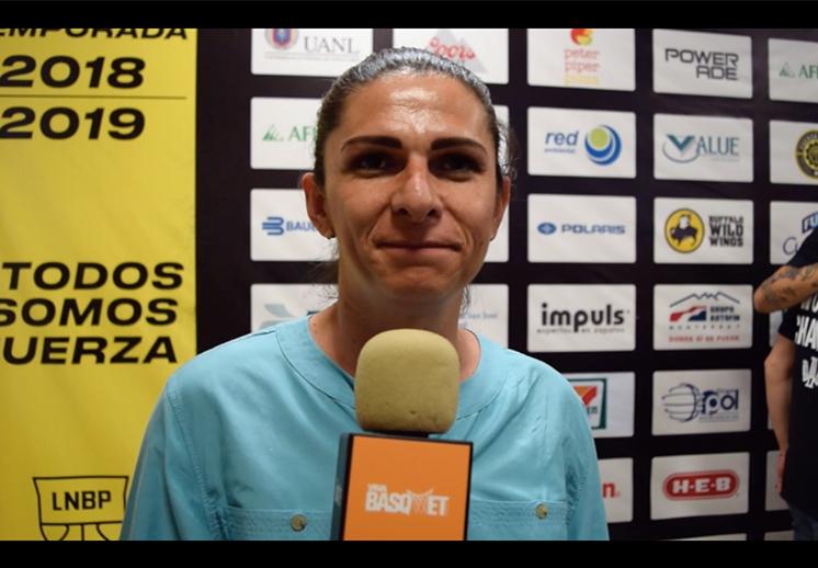 Ana Gabriela Guevara y sus planes para el basquet mexicano