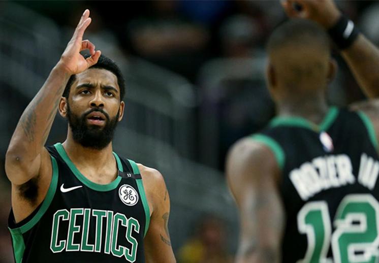 Los Celtics marcan territorio en el primero de la serie