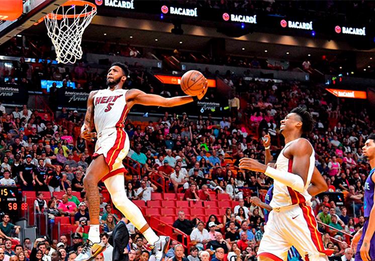 Las 50 mejores volcadas de la temporada regular de la NBA