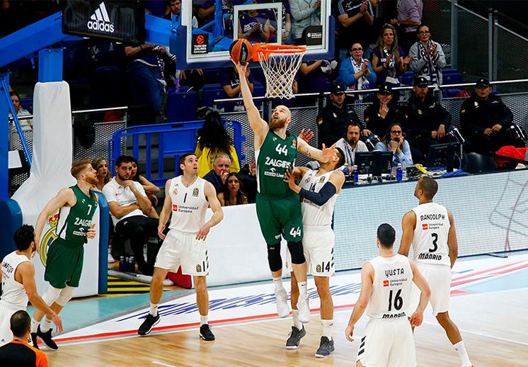 Definidos los duelos de playoffs en la Euroliga