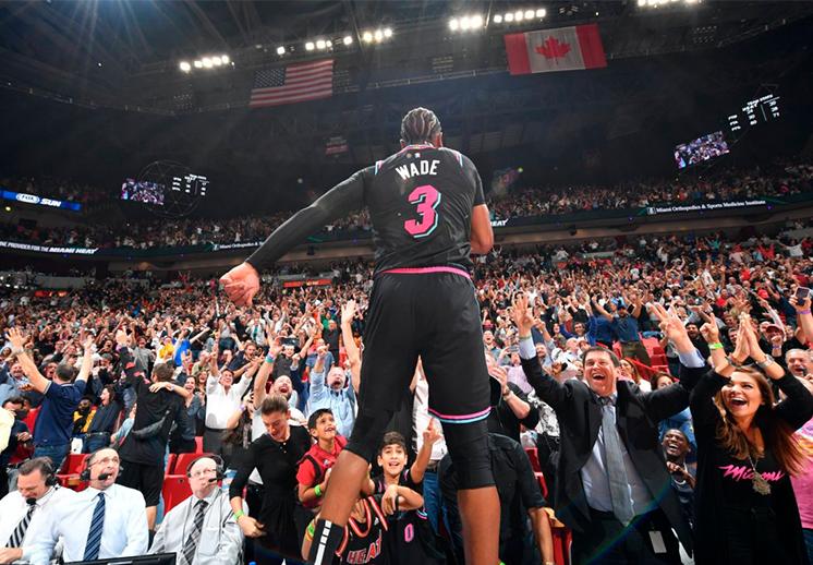 Los mejores tiros de último segundo en la NBA