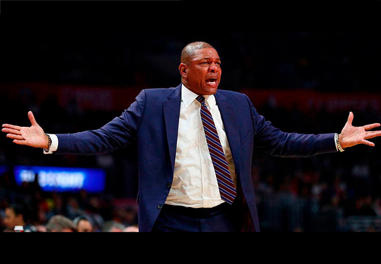 Doc Rivers castigado por barbero