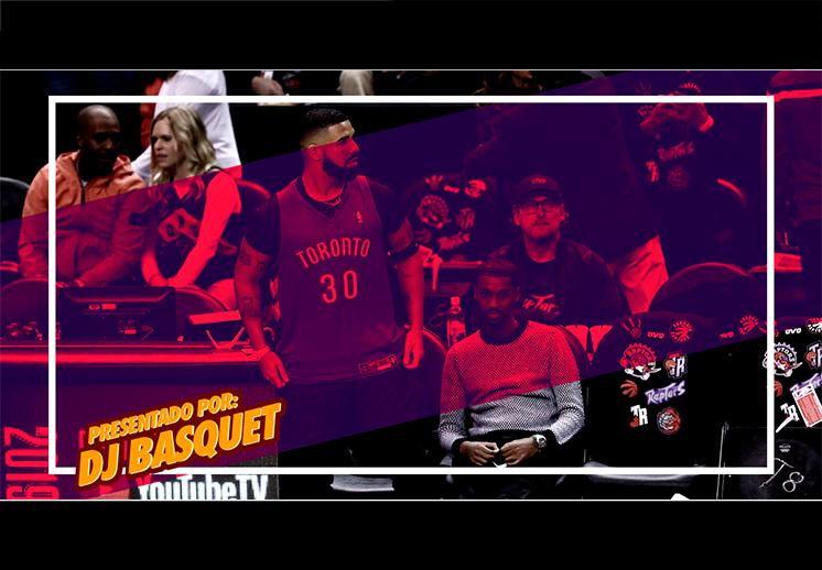 La Playlist de Drake para las Finales de la NBA