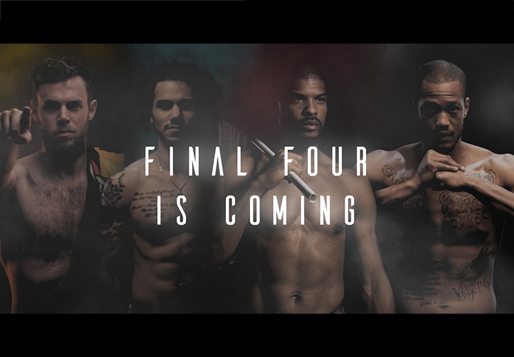 The Final Four is coming