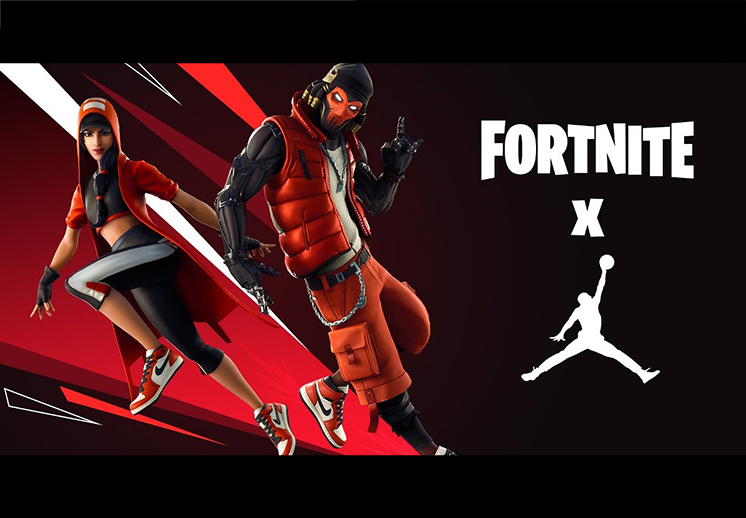 Jordan llega al universo de Fortnite
