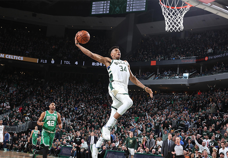 Los Bucks andan implacables