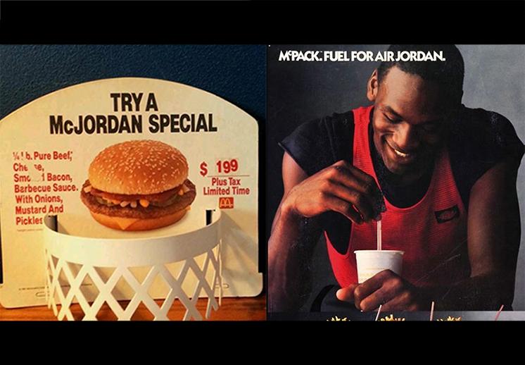 Historias de hamburguesas en la NBA