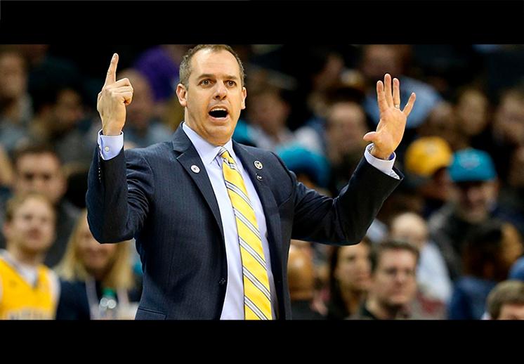 Los Lakers ya tienen nuevo coach