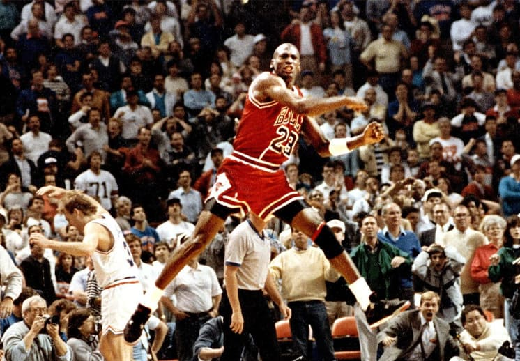 32 años del inolvidable The Shot