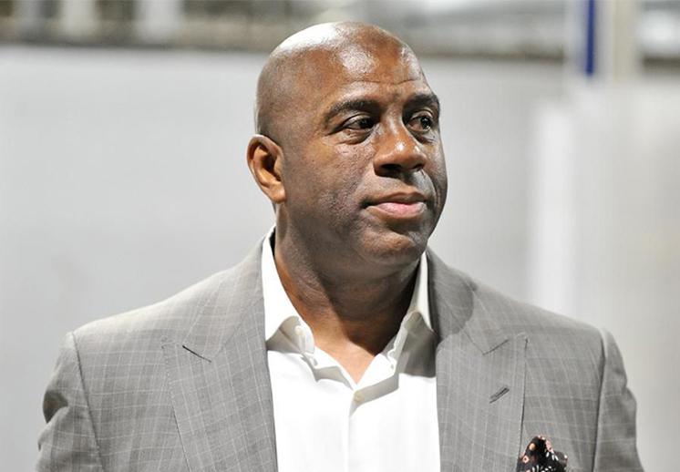 Magic Johnson rompió el silencio sobre su salida de los Lakers