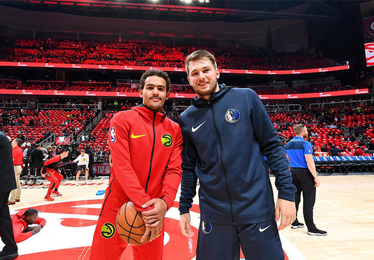 Listos los equipos ideales de novatos de la NBA