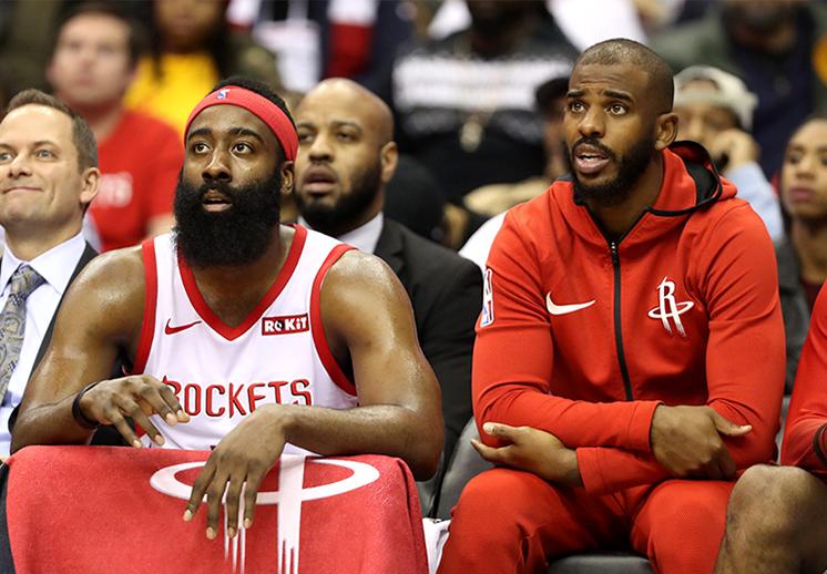 Se viene una limpia en los Rockets de Houston