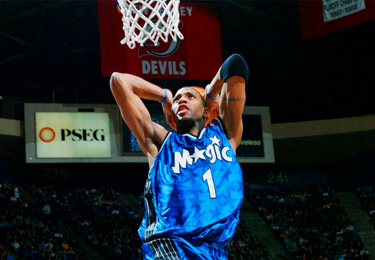 Tracy McGrady, un anotador como pocos
