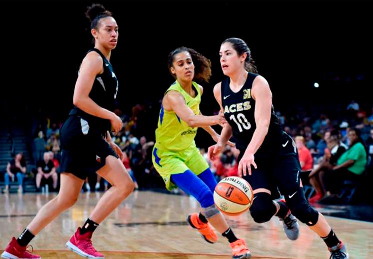 Arranca la WNBA