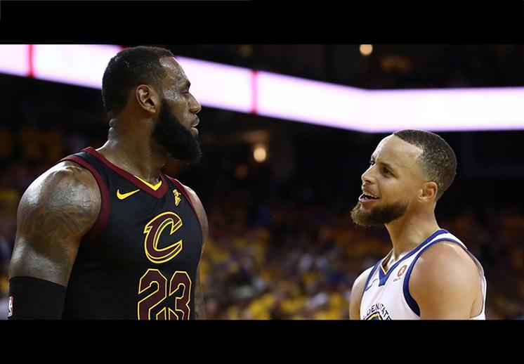 Stephen Curry le dijo que no a LeBron