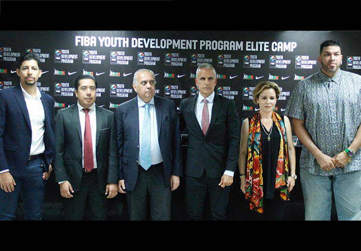 Llega el Youth Elite Camp a la CDMX