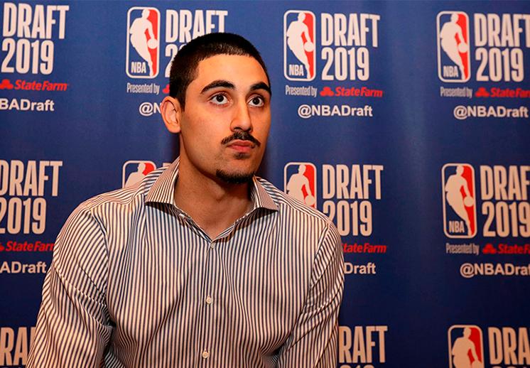 Conoce a Goga Bitadze, el jugador que se volvió viral previo al Draft
