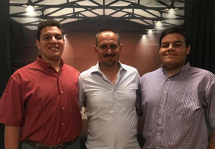 Una charla con Javier González Rex