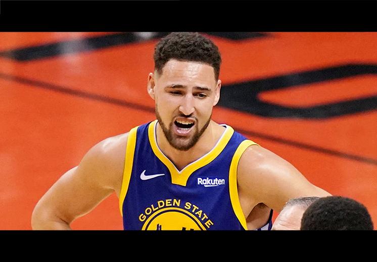 Le salió cara la victoria a los Warriors