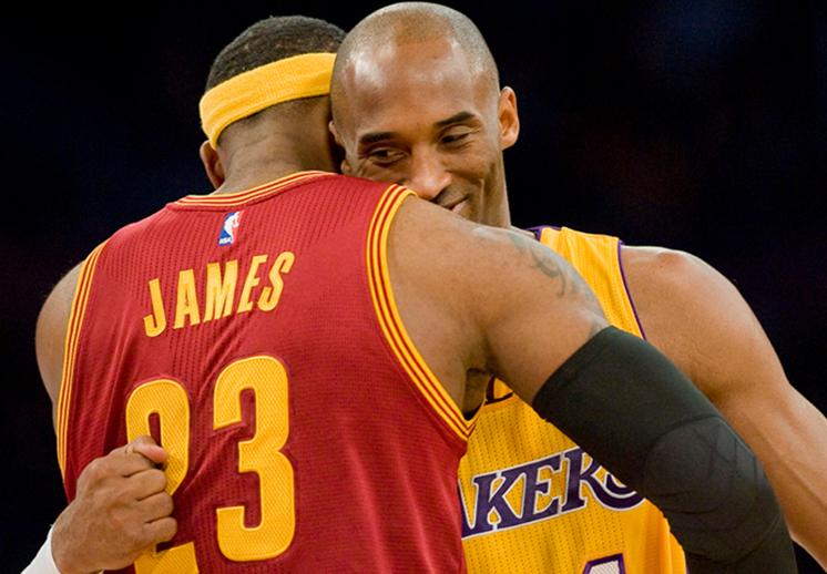 Kobe y LeBron unidos por la educación