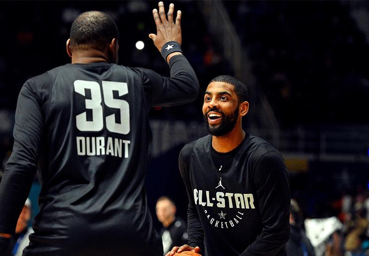 Los Nets arman el super equipo