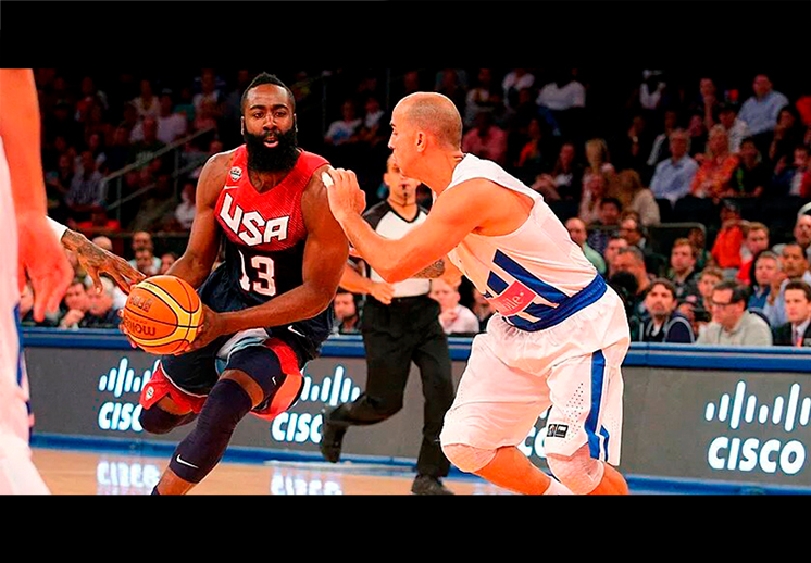 No cuenten con James Harden