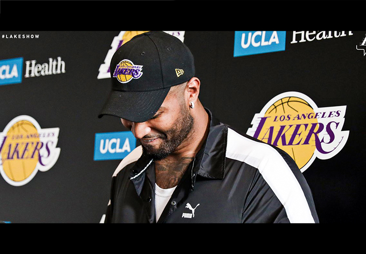 Las primeras declaraciones de Cousins como miembro de los Lakers