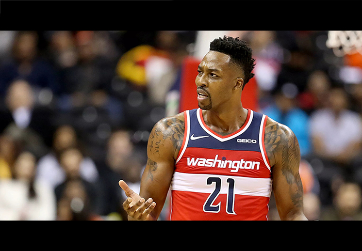 Dwight Howard enfrentó los rumores en su contra