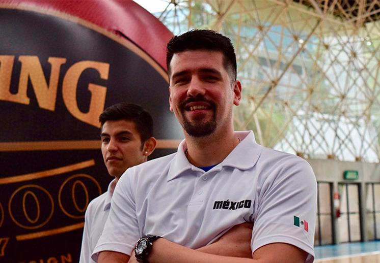 Jorge Camacho el toque de experiencia en la Selección