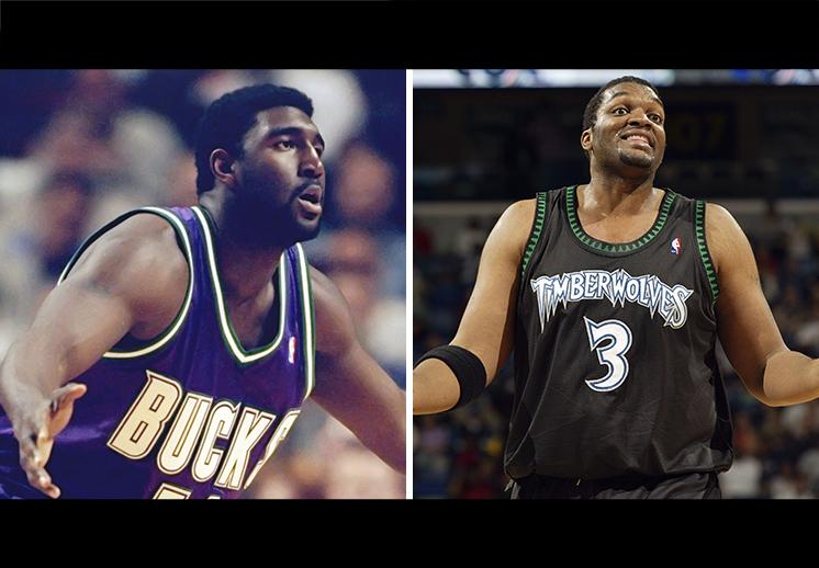 Los jugadores más gordos de la historia de la NBA