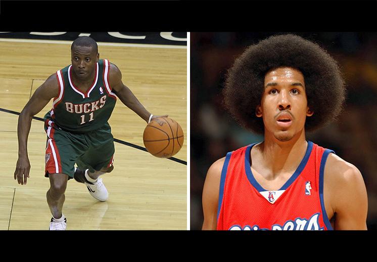 Los basquetbolistas que han jugado en más equipos de la NBA