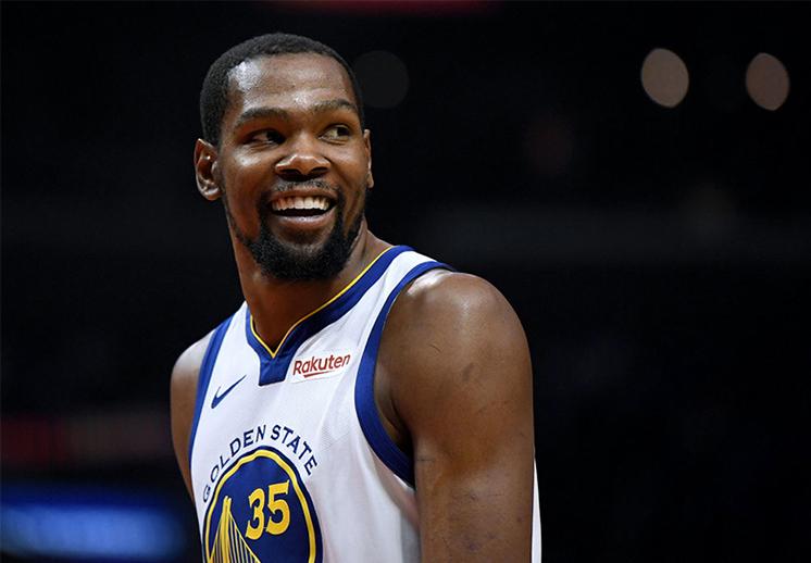 Los Warriors tienen un regalo muy especial para Durant