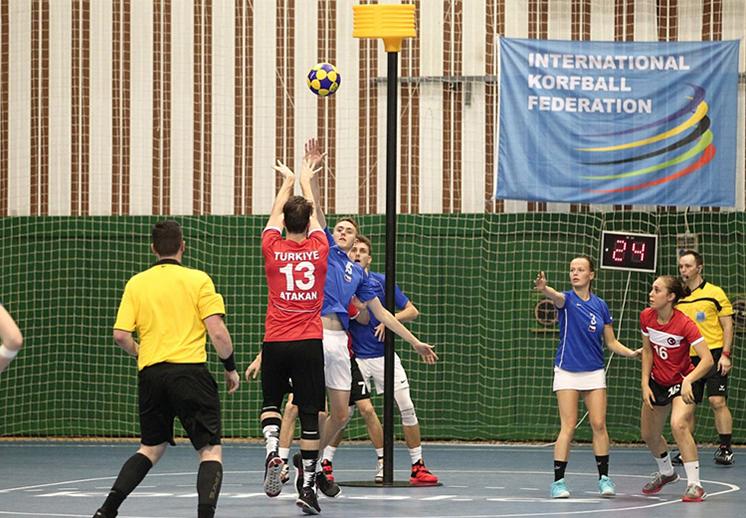 Deportes parecidos al basquet: Korfball