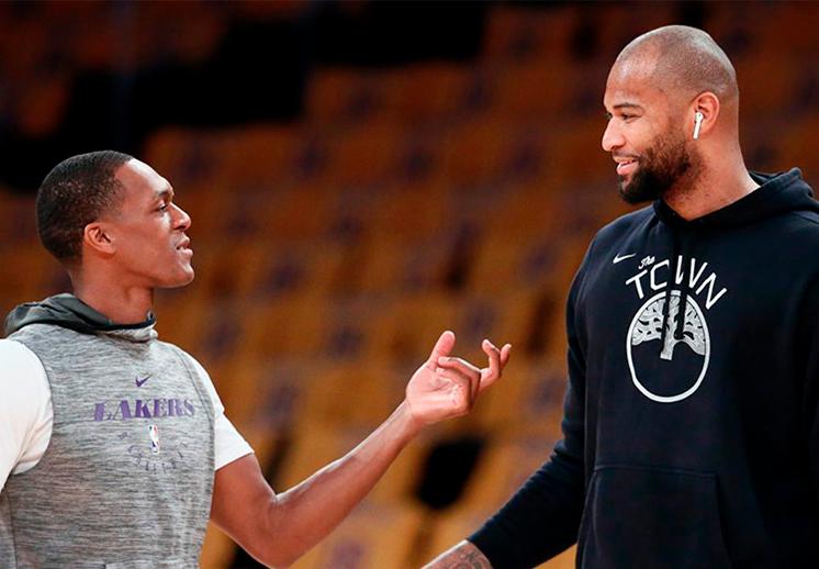 El plan B de los Lakers