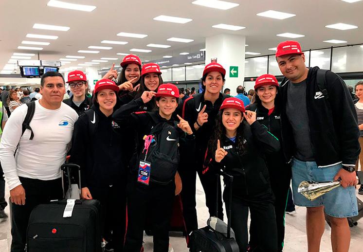 Regresaron las campeonas del Centrobasket U17