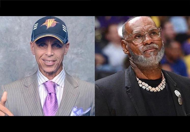 La vejez llegó a las estrellas de la NBA