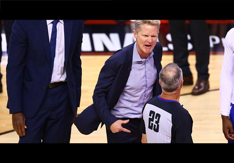 La NBA quiere ponerle fin a la polémica arbitral