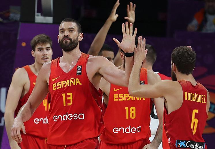 Los elegidos por España para China 2019