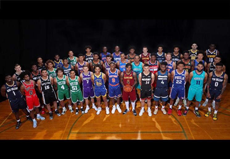 Así luce la generación del Draft 2019