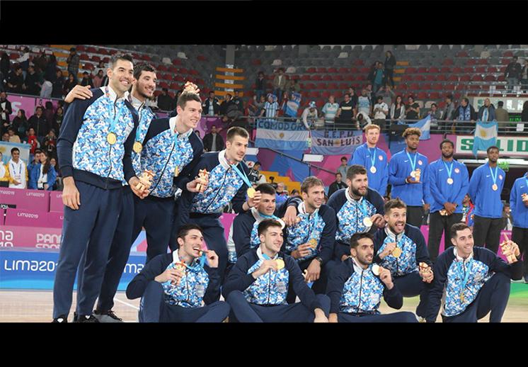 Argentina conquista los Juegos Panamericanos