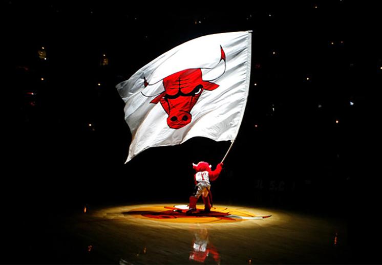 La canción que sonaba en la presentación de los Bulls de Chicago