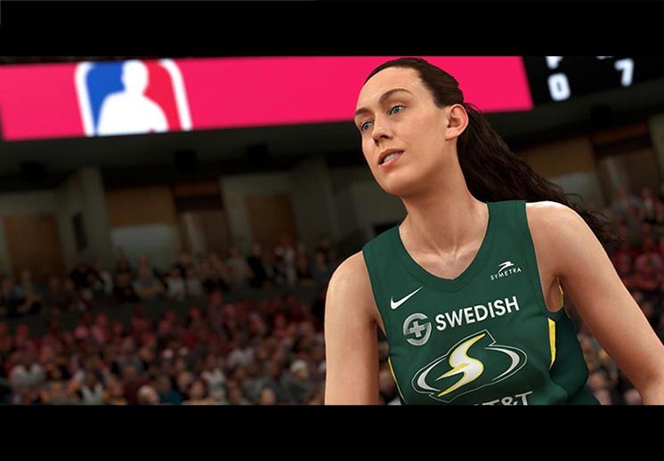 La WNBA llega al NBA 2K20