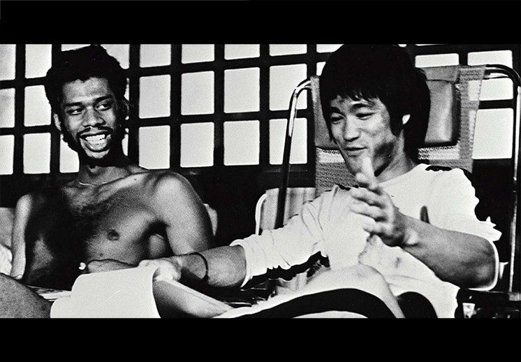 Kareem Abdul-Jabbar habló sobre su amistad con Bruce Lee