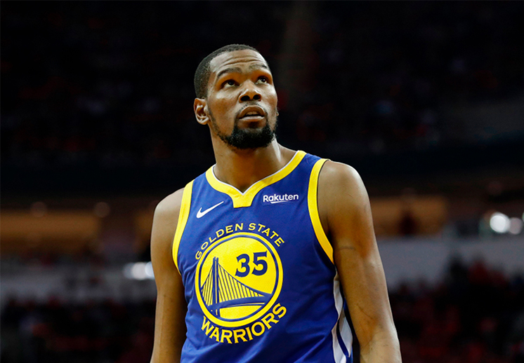 Kevin Durant rompió el silencio