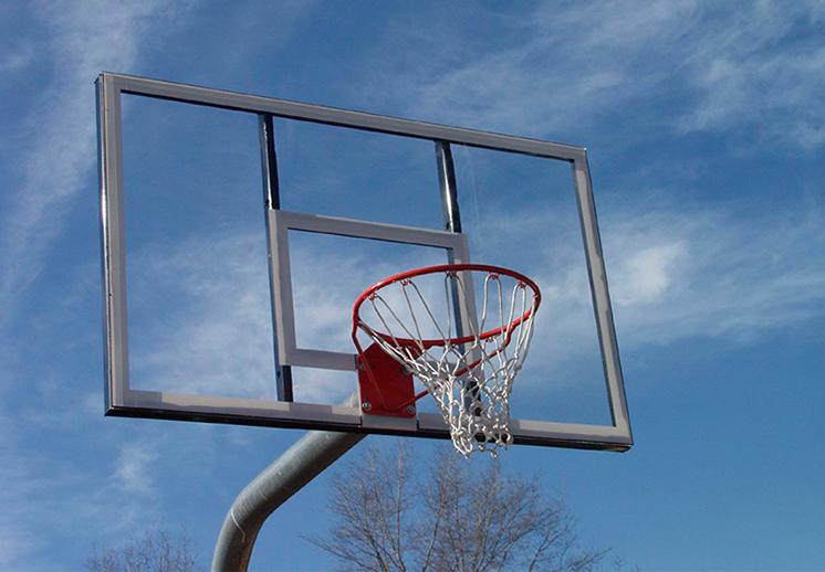 El origen del tablero de basquetbol